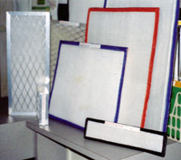 Permanent Electrostatic Air Filters